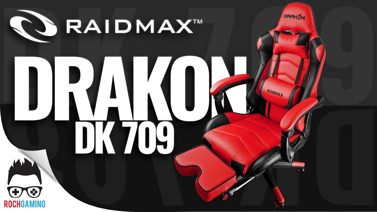 Raidmax Assembly Chair And 709 Unboxing Dk Drakon Gaming lcJFK1T3