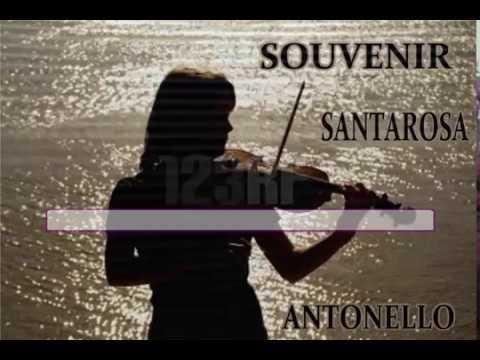 Santarosa - Souvenir (karaoke - fair use)
