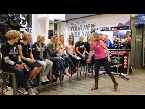 Giant Store St. Paul's - Women In Triathlon special