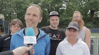 Spelers Noord Veluwe naar Homeless World Cup (Veld 42 Harderwijk)