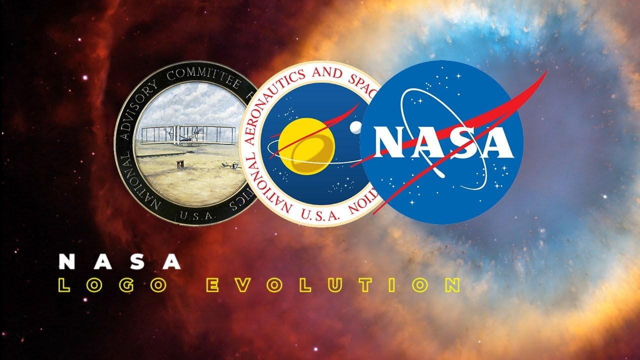 NASA logo history | Evolution of Logo1 - YouTube
