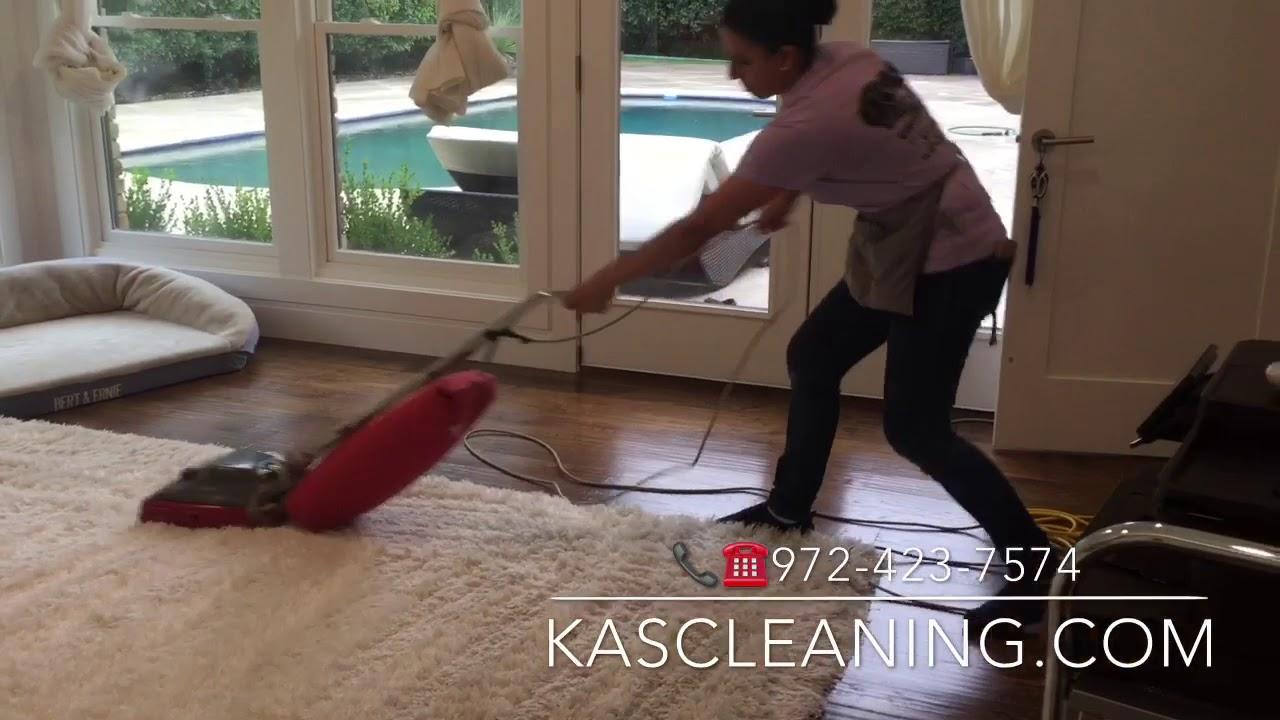vacuum a carpet, rug and shag rug
