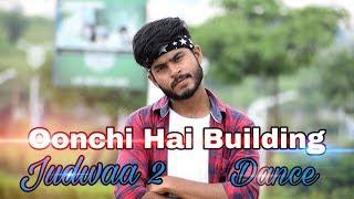 Oonchi Hai Building 2.0 Dance Choreography | Judwaa 2 | Varun | Jacqueline | DanceXIvishal