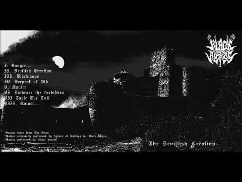 Black Abyss - The Devilish Creation (Ep: 2019)