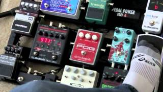 Pedalboard Ambient Sounds