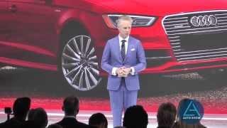 Audi e Tron Quattro Concept 2015 Videos