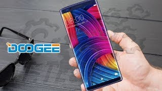 Doogee mix 2 🔴UNBOXING and Introduction  HD