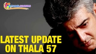 """Thala 57"" - Ajith's Role Revealed!"