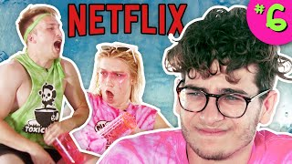 THE END OF NETFLIX AND CHILL | Smosh Summer Games: Apocalypse