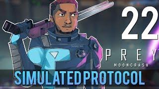 [22] Simulated Protocol (Let's Play Prey: Mooncrash w/ GaLm)
