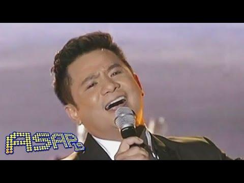 Ogie Alcasid sings 'Kailangan Kita' on ASAP
