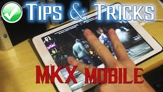 TIPS and TRICKS Mortal Kombat X mobile iOS/Android (FORUM UPDATE 1.6.1)