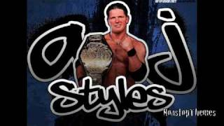 AJ Styles 2003-2006 TNA Theme Song