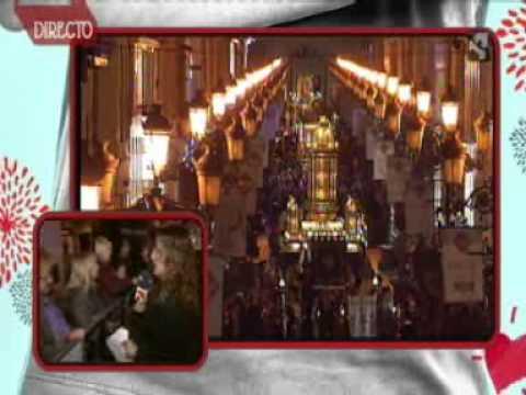 Rosario de cristal 2  Fiestas del Pilar 2013