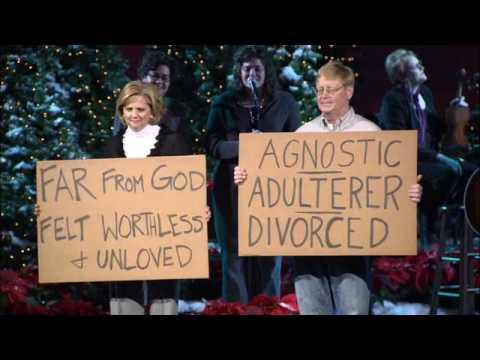 Cardboard Testimonies, Christmas Eve 600 pm, Watermark Community - watermark christmas