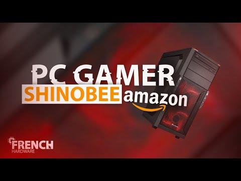 On Teste Un Pc Gamer Shinobee !