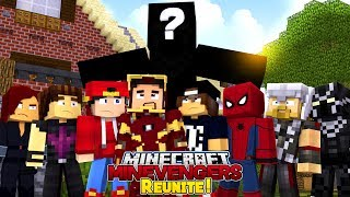 Minecraft Adventure - SUPERHEROES UNITE BUT WHERE IS THE HULK??