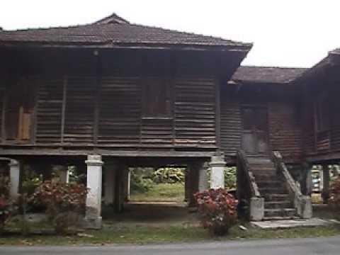 Rumah Kampung Lama Home Desaign
