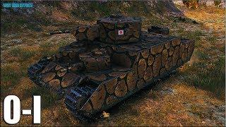 танк O-I на фугасах НЕ ТОП  World of Tanks лучший бой тт японии 6 лвл