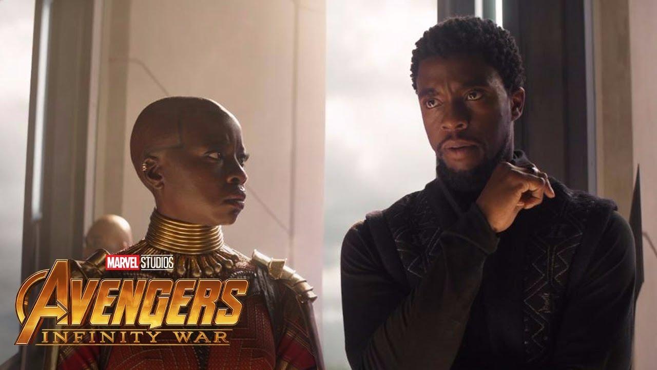 Marvel Studios\' Avengers: Infinity War -- Chant TV Spot
