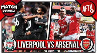 Liverpool v Arsenal | Robbie's 11, Three At The Back!