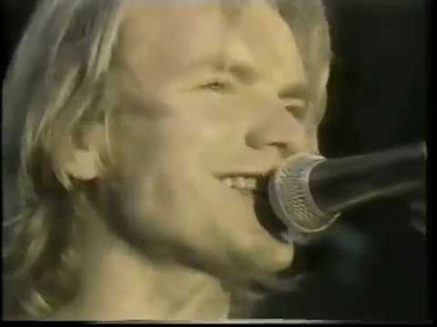 Sting - Fortress Around Your Heart / Don't Stand So... (Buenos Aires 11-12-1987) [Subs SPA-ENG]