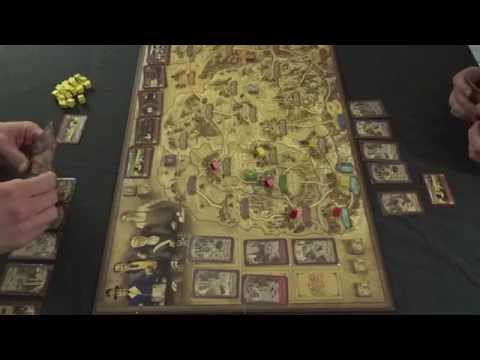 Thurn & Taxis Full Playthrough