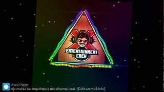DJ X - Makka Kalanguthappa - Mix - Dharmadurai