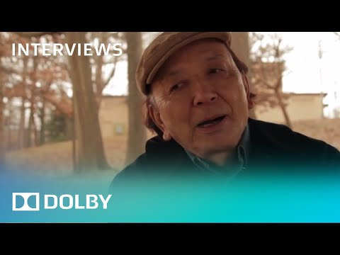 Kung Fu Panda 2 - James Hong Talks About His Passion For Acting | Interview | Dolby