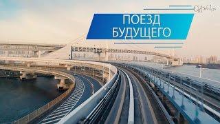 Поезд будущего - Линия Юрикамомэ на Одайба в Токио