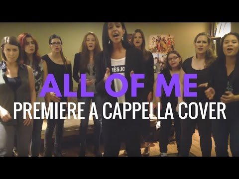 All of Me - John Legend (Cover by Premiere A Cappella)