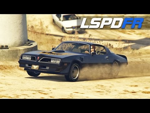 LSPDFR E129 - Smokey and The Bandit | Chase Me ft. Long Intro Movie