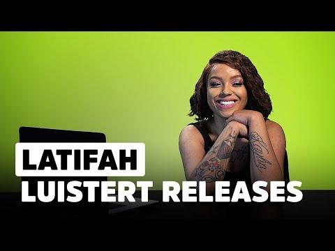 Latifah kan zich niet voorstellen dat Boef Engels gaat rappen I Release Reacties