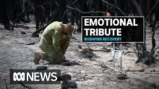 Kangaroo Island bushfire victims' relative proud to be honouring family legacy | ABC News
