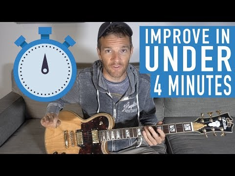 Improve Your Picking in Under 4 Minutes!