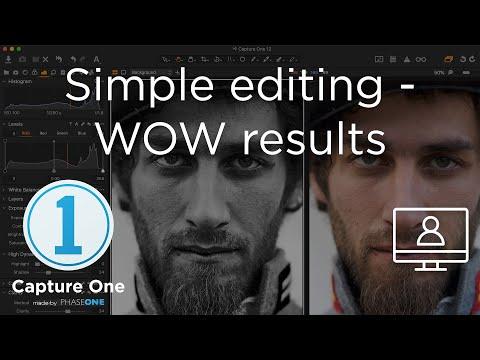 Simple Editing -