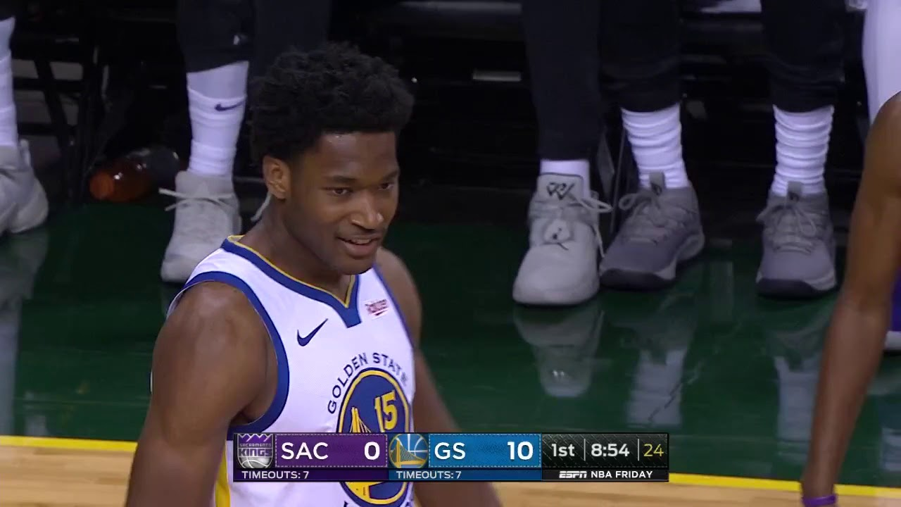NBA back in Seattle: Sacramento Kings at GS Warriors Full Game w/ KD returd to Seattle!!!
