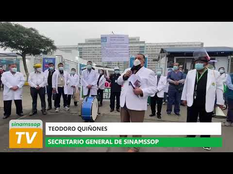 SECRETARIO GENERAL   SINAMSSOP TEODORO QUIÑONES