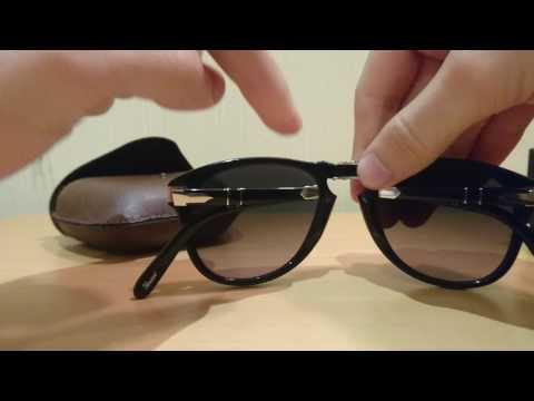 90ebf4f109 Persol 714-SM 95 71 Steve McQueen Special Edition Sunglasses Review