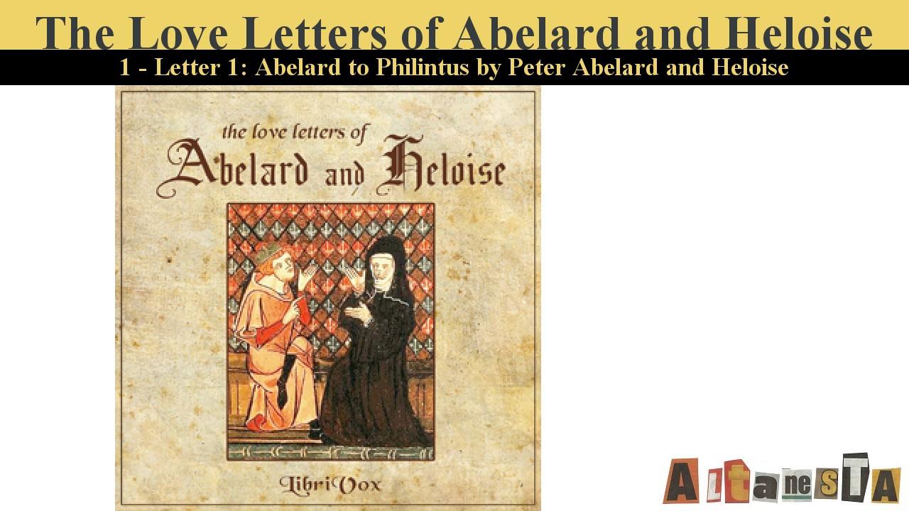 Abelard Letter