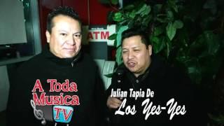 """Los Yes-Yes Entrevista Y """"La Chola De La Cumbia"""" Niles, IL. 4/9/2016"""