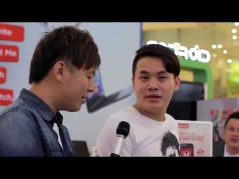 [HD] What makes the X1 Stand Out? Check it out! Customer Interviews #1: We interviewed some customers who had visited our Flagship Touch Point in Lowyat and check out what they've got to say about Ninetology's new U9 Series!   For more info about the U9 Series: http://bit.ly/15valao