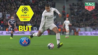 But Kylian MBAPPE (66') / Girondins de Bordeaux - Paris Saint-Germain (2-2)  (GdB-PARIS)/ 2018-19