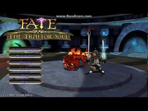 Fate the traitor soul  