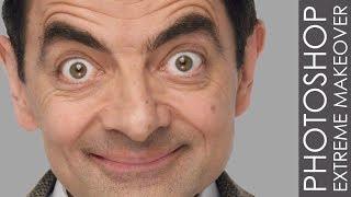 Photoshop Extreme Makeover - #42 Mr Bean