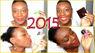 *47*My 2015 beauty favorites