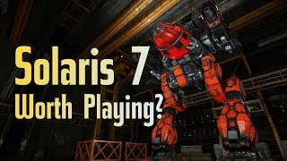 Welcome to Solaris 7: The Good and The Blah - MechWarrior Online