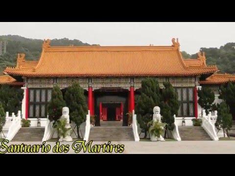 Beitou Hot Spring - Martyrs Shrine - 2/28 Peace Park - Taipei - Taiwan