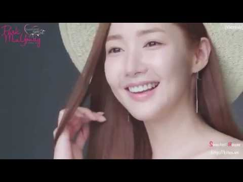 [Vietsub By Sweetest Houes] 20160821 CF Vitabrid C12 Modeling Mask - Park Min Young