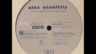 Alex Stealthy - Something Is Wrong (Original Mix) [HQ]